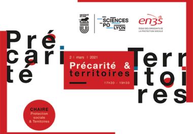 """Webinaire """"Précarité & Territoires"""""""