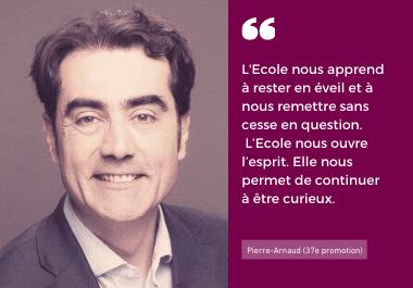 Pierre Arnaud Custody